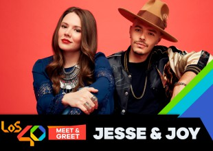 LOS40 Meet & Greet con Jesse & Joy