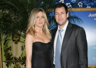 Actor Mexicano trabajará junto a Jennifer Aniston y Adam Sandler