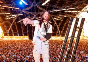 Steve Aoki abre nueva temporada de World Dance Music