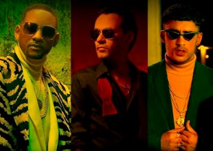 "Esto ""Está Rico"" con Will Smith, Marc Anthony y Bad Bunny"