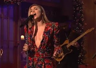 Miley Cyrus & Mark Ronson ft. Sean Ono Lennon tema navideños
