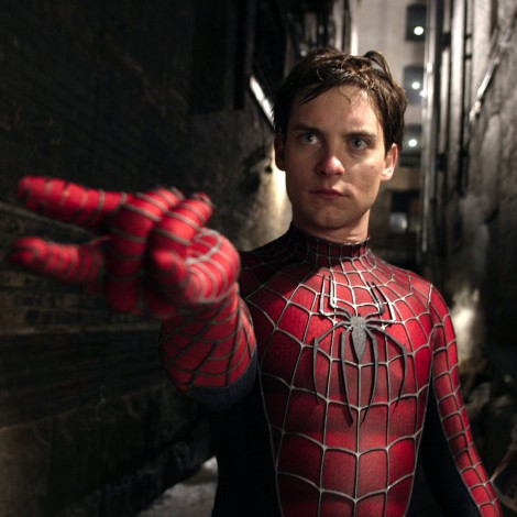 ¿Tobey Maguire regresa a ser Spiderman?