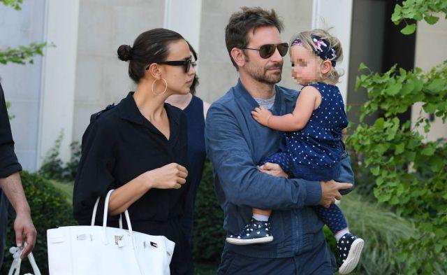 Bradley Cooper dio a conocer su separación con la modelo rusa Irina Shayk, con quien tuvo 4 años de relación y la concepción de su hija Lea de Seine