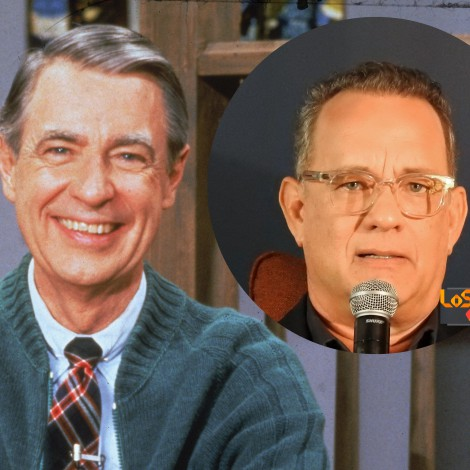 Tom Hanks es Fred Rogers en 'Beautiful Day in the Neighborhood'