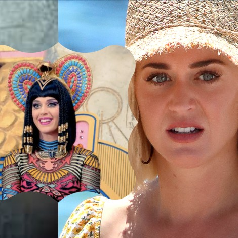 Dark Horse de Katy Perry es plagio de Joyful Noise de Flame