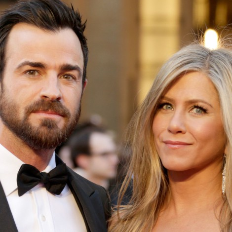 Jennifer Aniston y Justin Theroux se reunieron por Dolly A. su perrita