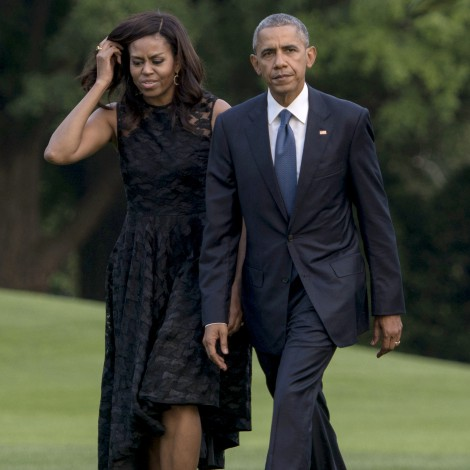 Barack y Michelle Obama ¿se divorcian?