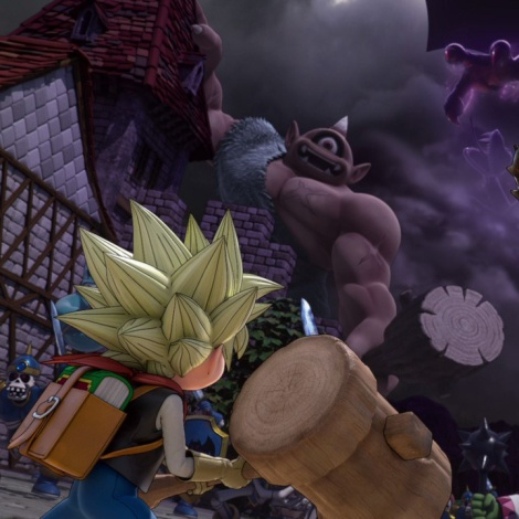 Dragon Quest Builders II, Reseña