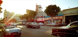 Resultado de imagen de ciudad de hollywood en once upon a time in hollywood
