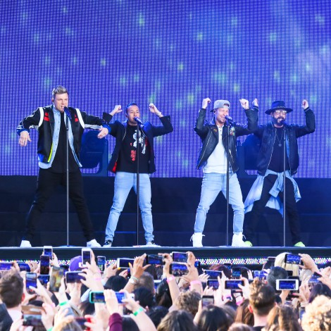 Backstreet Boys llegan a México con DNA World Tour 2019