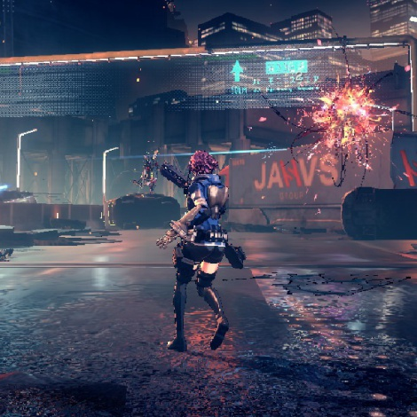 Astral Chain, Reseña