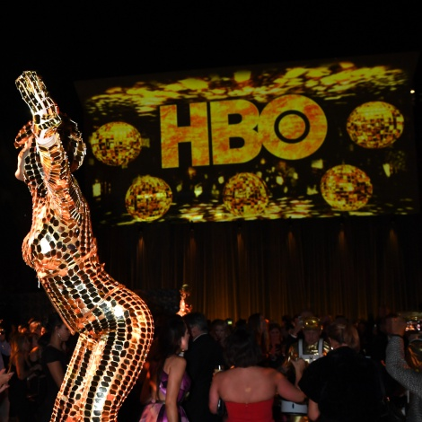 Así se vivió el after party de los Emmy de HBO