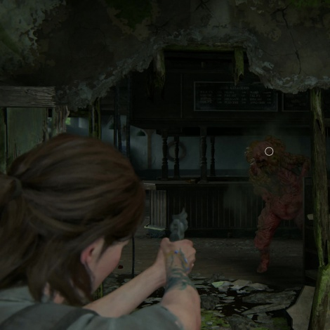 The Last of Us Part 2, Hands-On