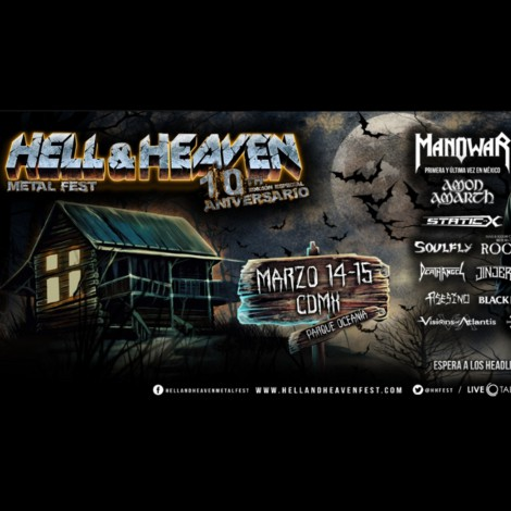 Hell and Heaven 2020: lineup con bandas confirmadas