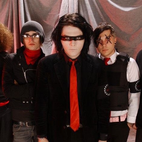 My Chemical Romance anuncia su regreso