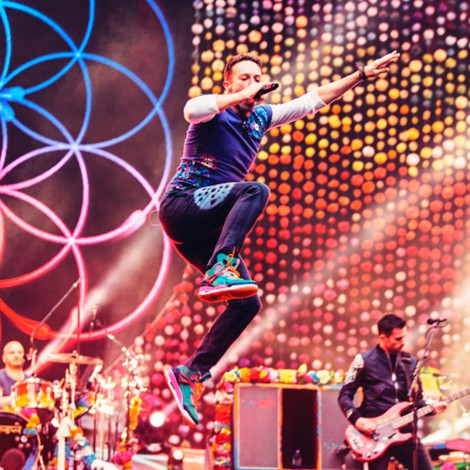 Coldplay regresa con 'Everyday Life' y su primer concierto será transmitido en Youtube