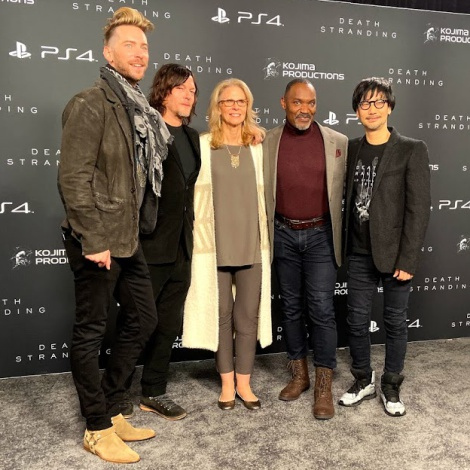 Fractured Worlds: The Art of Death Stranding, la exhibición