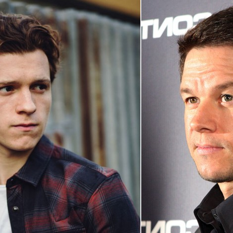 Tom Holland será el pupilo de Mark Wahlberg en la película de Uncharted