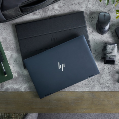 CES 2020: HP lanzó Elite Dragonfly, una notebook con 5G