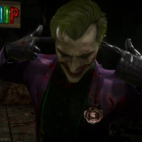 Hands-on de Mortal Kombat 11: DLC Joker