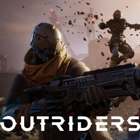 Outriders, Hands-On