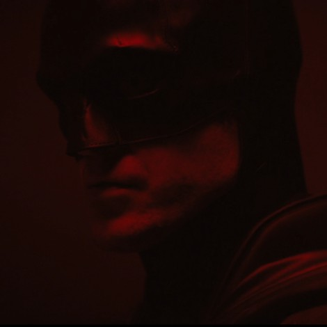 Primer vistazo de Robert Pattinson como The Batman