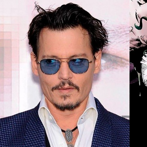 ¿Johny Deep será el 'Joker' en la trilogía de Batman de Matt Reeves?