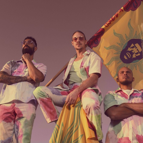 "Major Lazer estrena ""Lay Your Head On Me"" junto a Marcus Mumford"