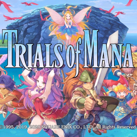 Trials of Mana, Reseña