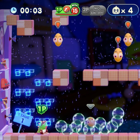 Bubble Bobble 4 Friends, Reseña