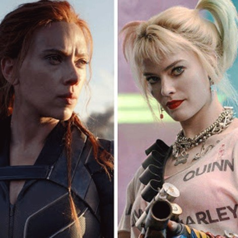 Scarlett Johansson, Margot Robbie y más famosas de Hollywood arman pelea virtual
