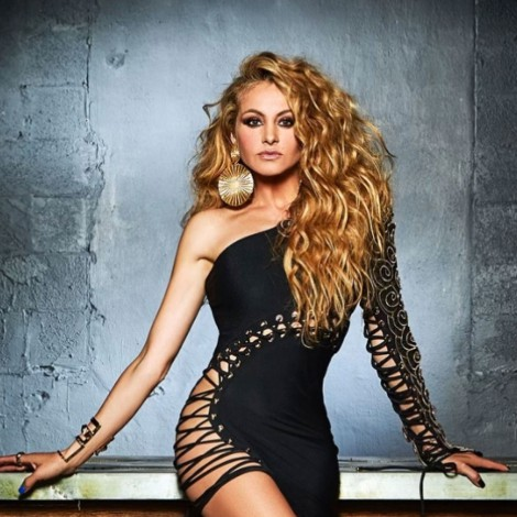Paulina Rubio se somete voluntariamente a antidoping