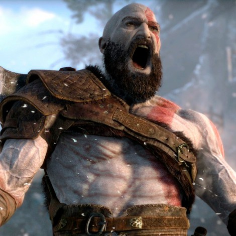 Chica realiza impactante cosplay de Kratos, God of War