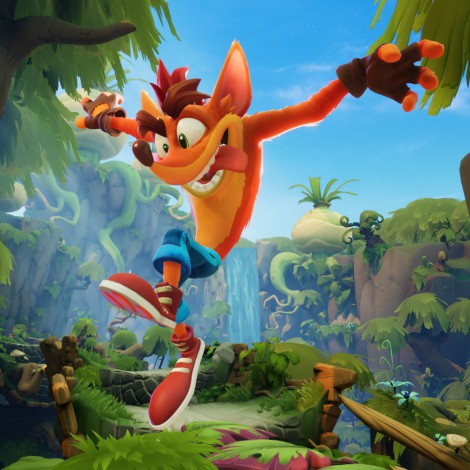 'Crash Bandicoot 4: It's About Time', es revelado y llegará pronto