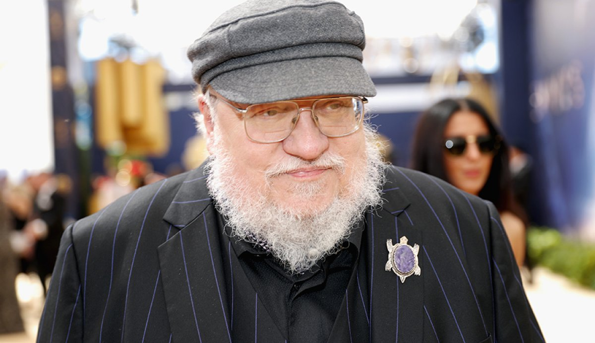 George R.R. Martin tiene avances de su libro 'The Winds of Winter'