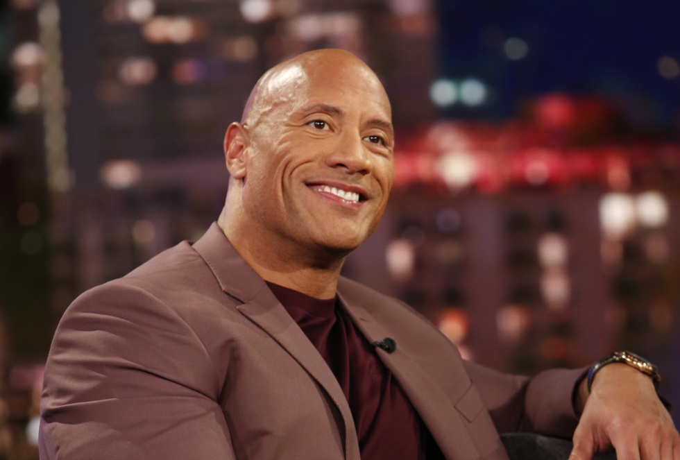 "Dwayne Johnson ""La Roca"""