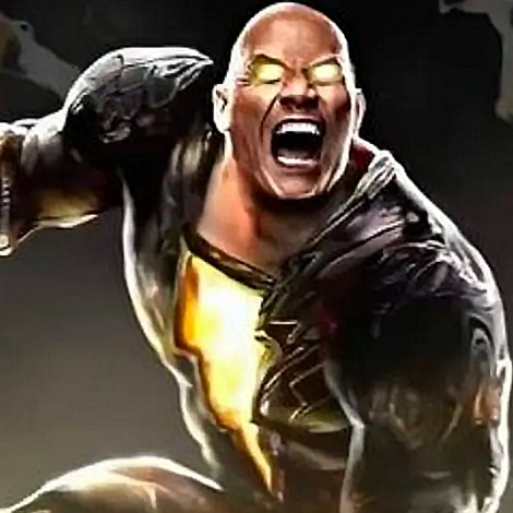 The Rock se adelanta a DCFanDome y comparte un vistazo de Black Adam