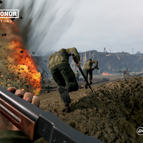 Trailer y gameplay de Medal of Honor: Above and Beyond es revelado en Gamescom Opening Night Live