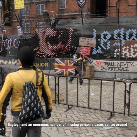 Watch Dogs: Legion, Hands-On de un mundo con Ray Tracing y Hackers