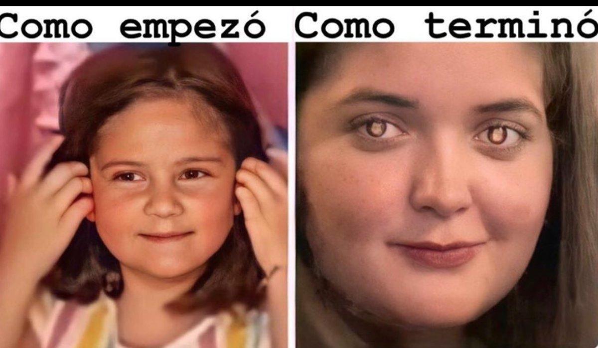 Los memes que dejó la niña que sopló las velas del pastel | Fotogalería |  Tendencias | LOS40 México