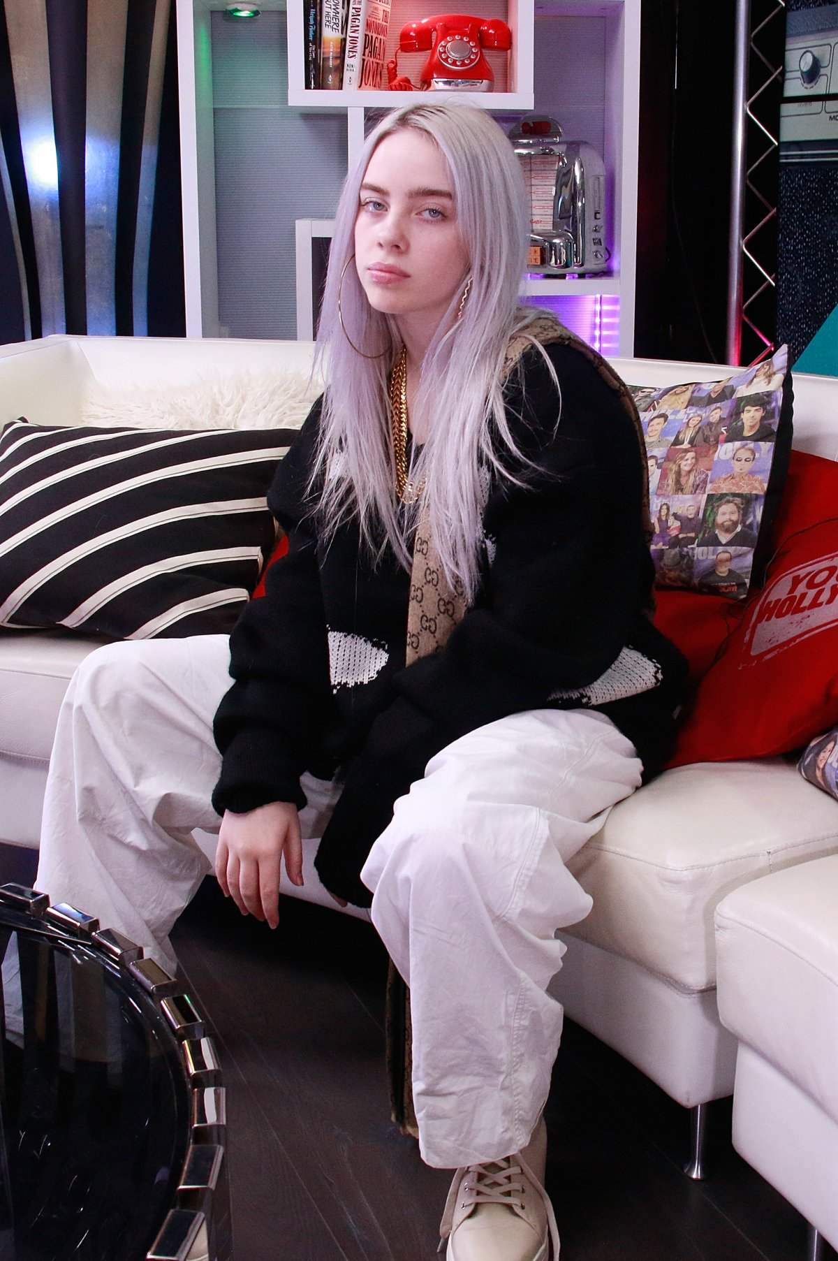 Billie Eilish en 2017