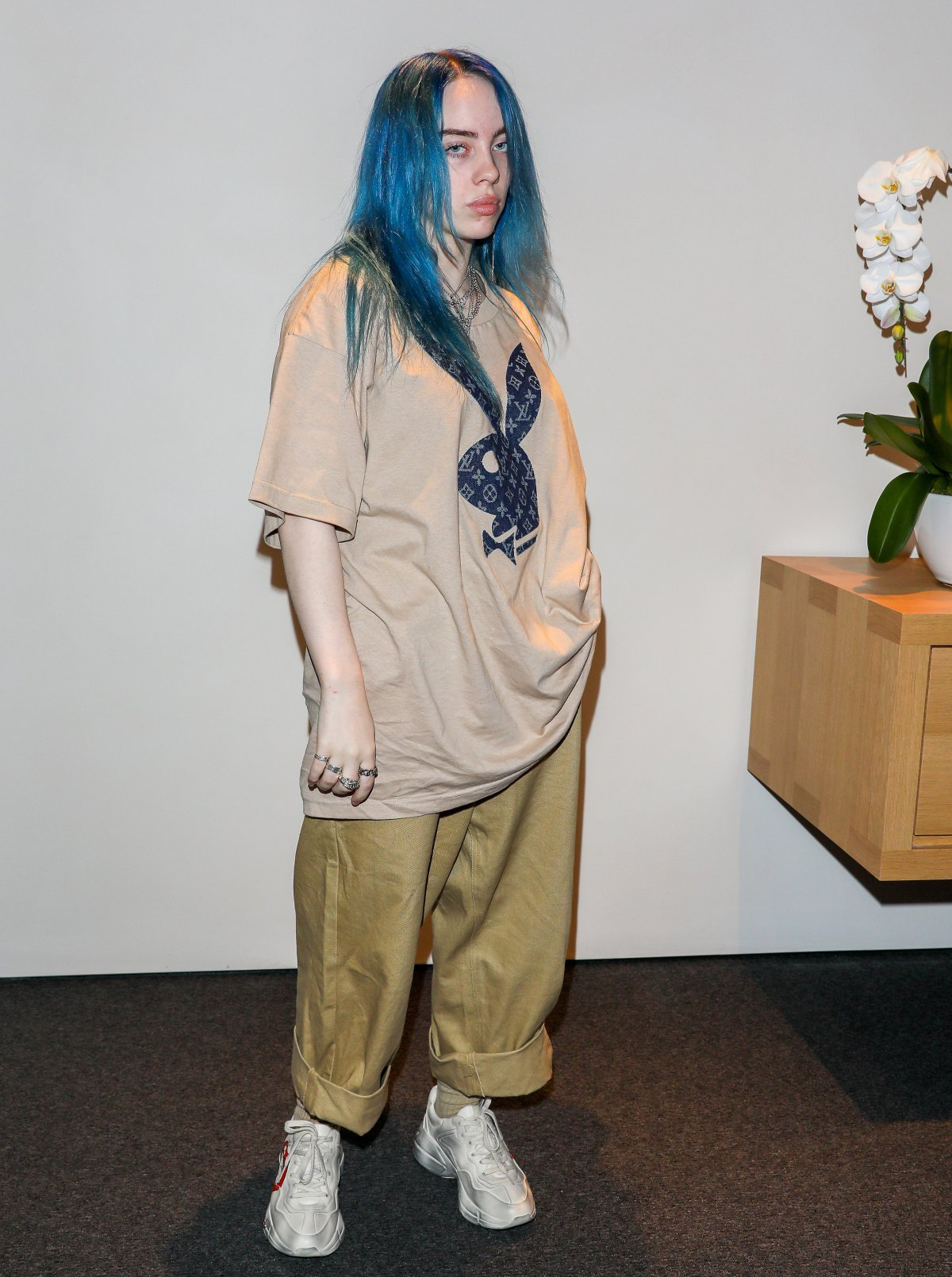 Billie Eilish en 2018