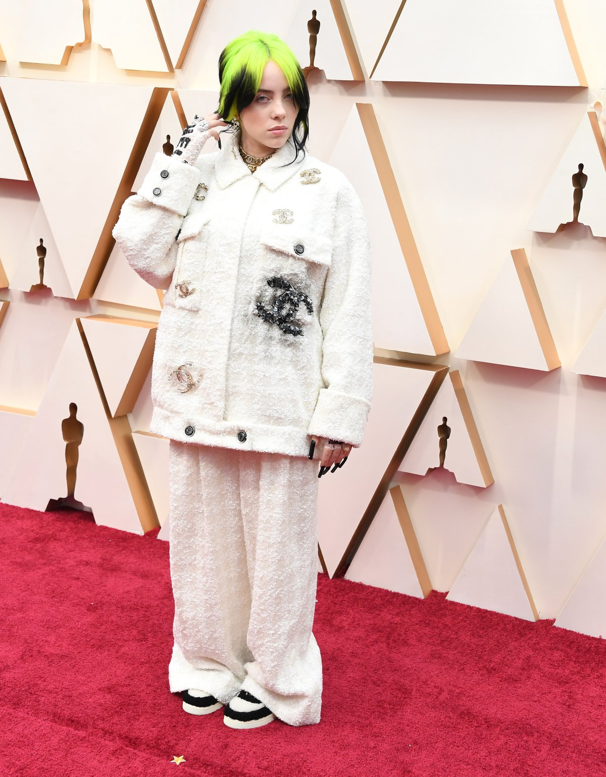 Billie Eilish en 2020