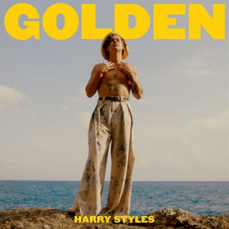 "Harry Styles estrena el video oficial de su nuevo sencillo ""Golden"""