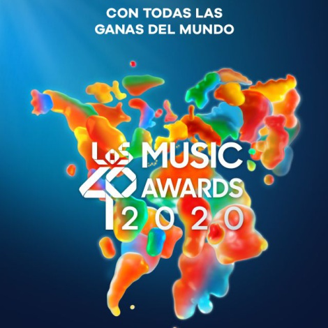 LOS40 Music Awards: ¿Dónde ver la gala en directo y por 'streaming'?
