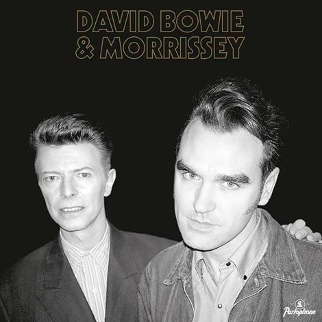 David Bowie & Morrissey presentan 'Cosmic Dancer' (live)