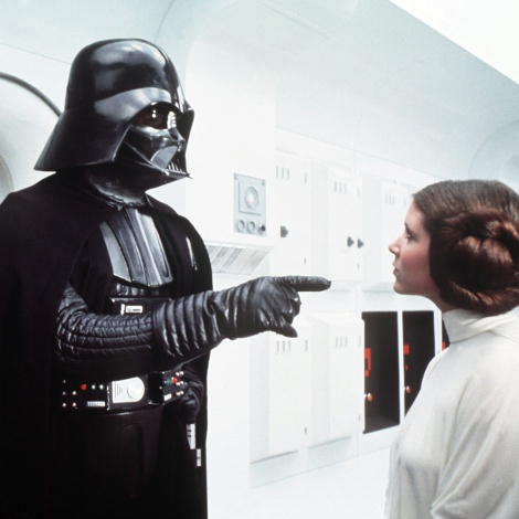 Fallece el Darth Vader original, David Prowse