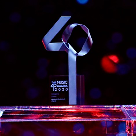 Aquí LOS40 Music Awards 2020
