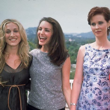 Sex and the City anuncia reboot con sus protagonistas originales excepto Kim Cattrall