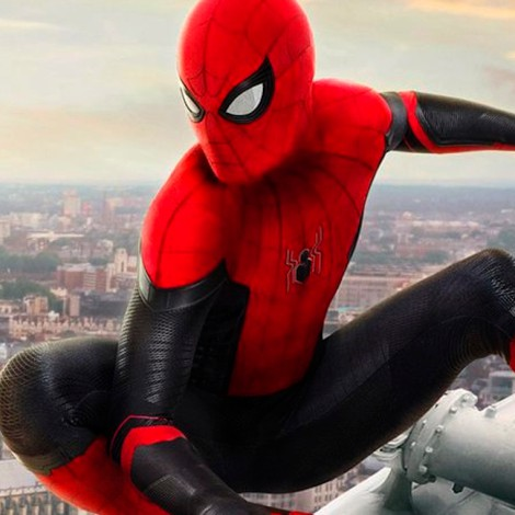 Filtran traje de Tom Holland para SpiderMan 3